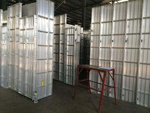 环保建筑铝模板