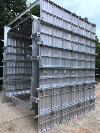 建筑铝模板工厂