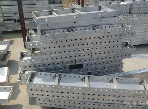 建筑铝模板配件